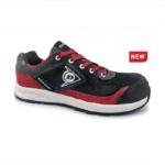 Zapatillas Rojas/Negras con Puntera