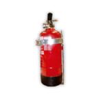 Soporte metálico de Extintor ABC 6kg para vehículos