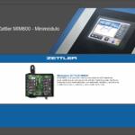 MIM800 Zettler –